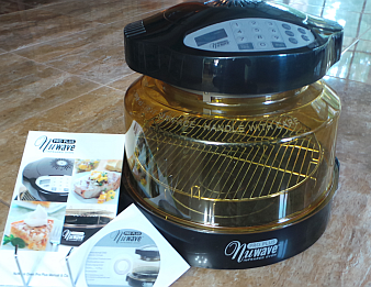 You could win this nuwave oven!